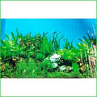 Фон №9013 для аквариума с высотой 70 см