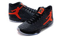 Мужские баскетбольные кроссовки Air Jordan XX9 (Black), фото 1