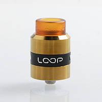 GeekVape Loop RDA - Атомайзер для электронной сигареты. Оригинал. Gold
