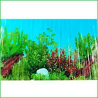 Фон №9021 для аквариума с высотой 70 см