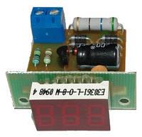 Вольтметр переменного тока В-0,36 (25-400V) встраиваемый