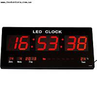 Цифровые настенные часы Led-3614, фото 1