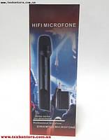 Микрофон ручной - радиомикрофон 192 автономная радиосистема