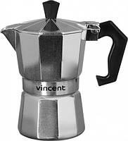 Кофеварка гейзерная на 6 чашек Vincent VC-1365-600
