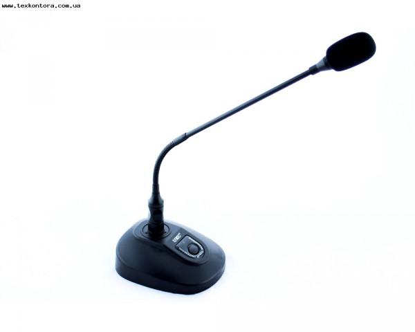 Микрофон настольный MX622C гусиная шея + подставка