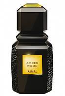 Парфюмированная вода унисекс Ajmal Amber Wood 100ml, фото 1