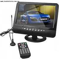 Портативный телевизор 9 дюйм NS-901 + аккумулятор, фото 1