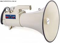 Громкоговоритель - мегафон ручной, наплечный BERG MC-45, фото 1
