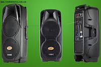 Автономная колонка с 2мя ручными микрофонами A73