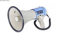 Громкоговоритель - мегафон ручной BERG MC-25, фото 1