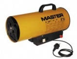 Газовая тепловая пушка Master BLP 17 M на баллонном газе
