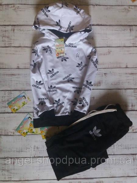 766314f9 Детский спортивный костюм Adidas толстовка и штаны, цена 237 грн., купить в  Днепре — Prom.ua (ID#649368316)