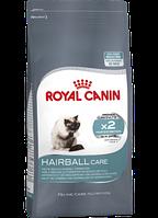Сухой корм (Роял Канин) Royal Canin Hairball Care 2 кг для кошек шерстевыводящий