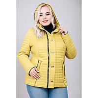 Куртка демисезонная «Лена» из материала Memory Touch b724b86a77b51
