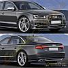 Обвес S8 для Audi A8 2015+