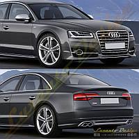 Обвес S8 для Audi A8 2015+, фото 1