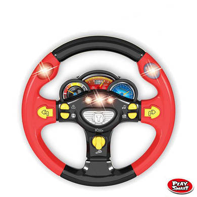 "Музыкальный руль ""Я тоже рулю"" Play Smart 7737"