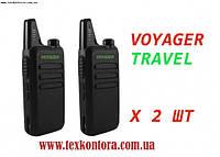 Рации Voyager Travel аналог Zastone ZT-X6
