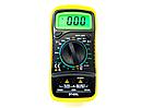 Тестер цифровой мультиметр UK-830L