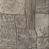 Керамическая плитка для пола 32,6/32,6 MILANO grey керамогранит
