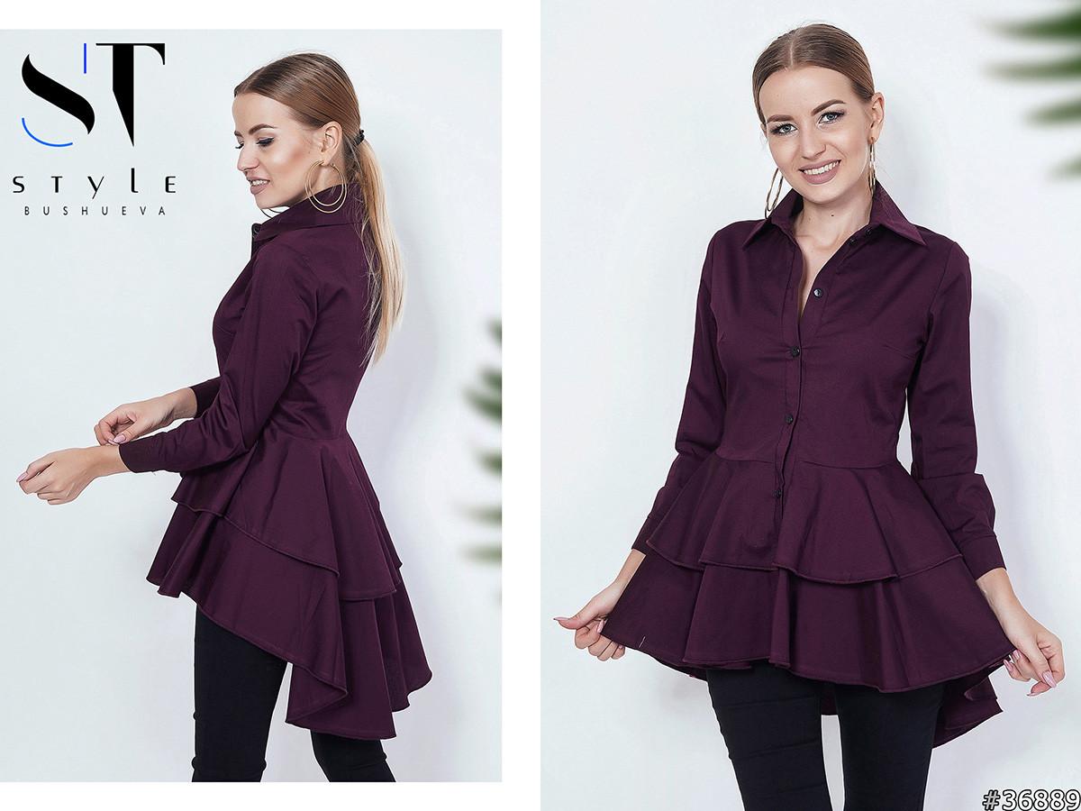 Блузка женская , норма р.42-44, 44-46   ST Style