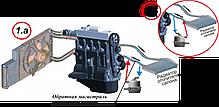 Предпусковой подогреватель двигателя с насосом СТАРТ-Турбо 1,5 кВт с монтажным комплектом №4, фото 2