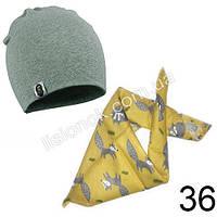 Набор детский шапка и арафатка Bape kids №36