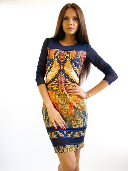 Ошатне жіноче плаття. Сукня Нави