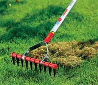 Если Вы до снега не успели удобрить газон, сделайте это во время оттепели