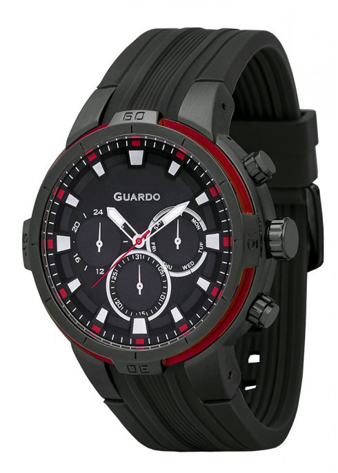 Мужские наручные часы Guardo P11149 BBB