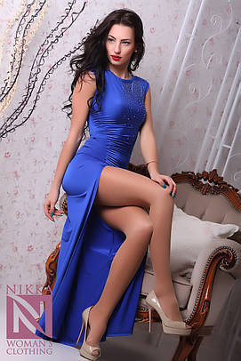 Женское платье №58-5045