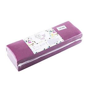 Полоски для депиляции Panni Mlada, 7х22 см, фиолетовые, 100 шт