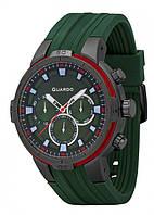 Мужские наручные часы Guardo P11149 BGreen