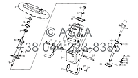 Рулевой механизм в сборе III (опция) на YTO X1254, фото 1