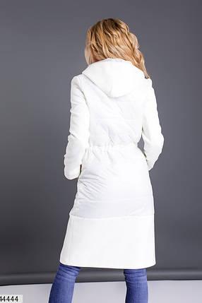 bb41ae55245 Белое пальто женское осень весна размеры 42-46  продажа