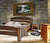 """Кровать из дуба """"Бэст"""" , фото 4"""