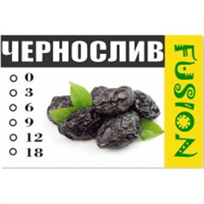 FUSION Жидкость для электронных сигарет. Фруктовые вкусы. Чернослив, 12 мг