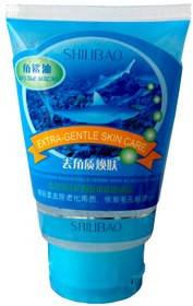 """Гель-скатка (пилинг) Shilibao """"Акулье масло"""", 125г"""