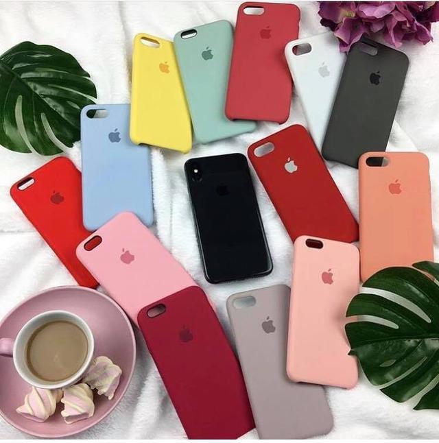 Чехол Apple Silicone Case  iPhone