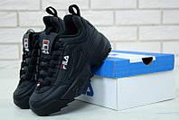 Мужские кроссовки Fila Disruptor 2 Black
