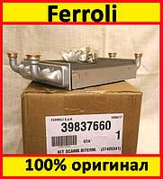 Теплообменник битермический FERROLI Domiproject F24D (турбированная версия) (39837660)