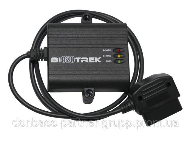 Обзор OBD II трекера BI820TREK