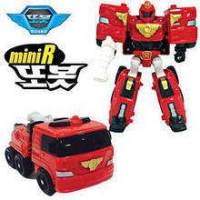 Робот-трансформер Мини R - Пожарная машина