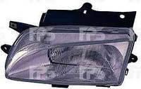 Фара передняя для Peugeot Partner '97-02 левая (DEPO) под электрокорректор