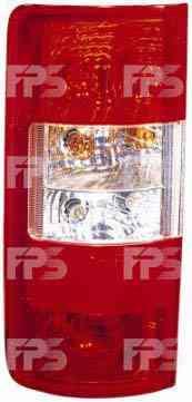 Фонарь задний для Ford Transit ConneCitroen '03-09 левый (DEPO)