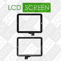 Тачскрин (touch screen, сенсорный экран) для планшета HP TouchPad, черный