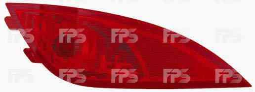 Фонарь задний для Hyundai ix35 '10- левый (DEPO) в бампере