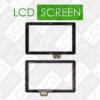 Тачскрин (touch screen, сенсорный экран) для планшетов Acer Iconia Tab A210, Iconia Tab A211, черный