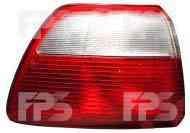 Фонарь задний для Opel Omega B седан '99-03 левый (DEPO) внешний
