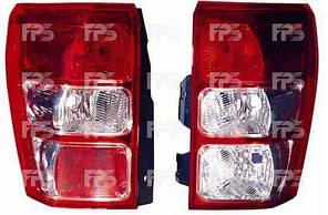 Фонарь задний для Suzuki Vitara '06- левый (DEPO) 5 дверн.